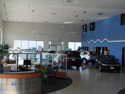South Tacoma Honda Image 1
