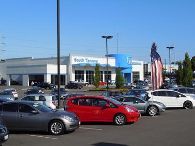 South Tacoma Honda Image 3