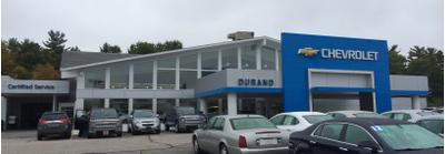 Durand Chevrolet Image 1