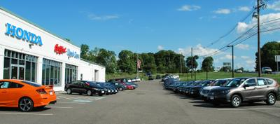 Clinton Honda Certified Used Car Center Image 1