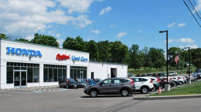 Clinton Honda Certified Used Car Center Image 3