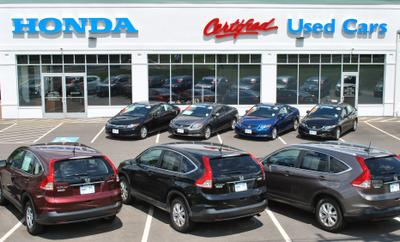 Clinton Honda Certified Used Car Center Image 4