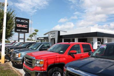 Dick Norris Buick GMC Palm Harbor Image 1