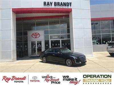 2019 Cadillac CTS 3.6L Luxury for sale VIN: 1G6AR5SS8K0100889