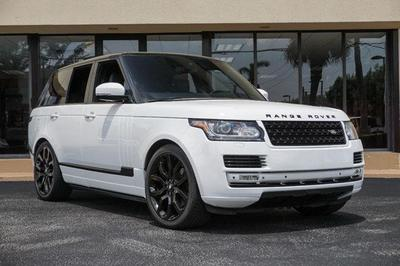 2014 Land Rover Range Rover 3.0L Supercharged HSE for sale VIN: SALGS2WF7EA180913
