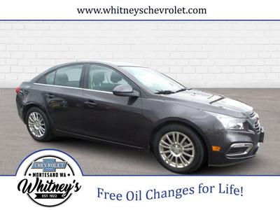 2015 Chevrolet Cruze ECO for sale VIN: 1G1PH5SB9F7202265