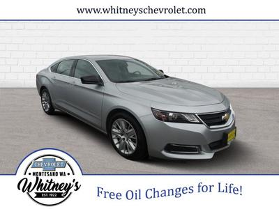 2016 Chevrolet Impala LS for sale VIN: 2G11X5SA6G9191919