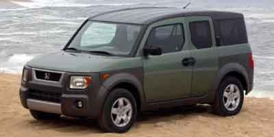 2003 Honda Element EX for sale VIN: 5J6YH28503L052037