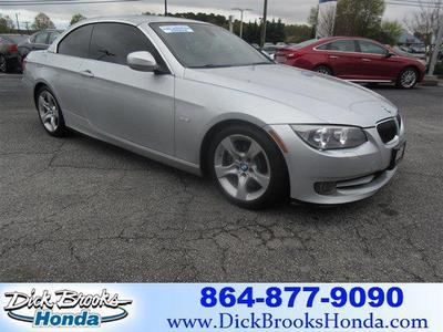 2012 BMW 335 i for sale VIN: WBADX7C55CE744212