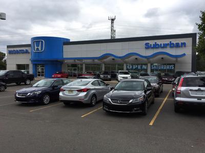 Suburban Honda Image 9