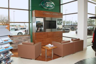 Jaguar Land Rover Porsche Volvo Cars of Greenville Image 2