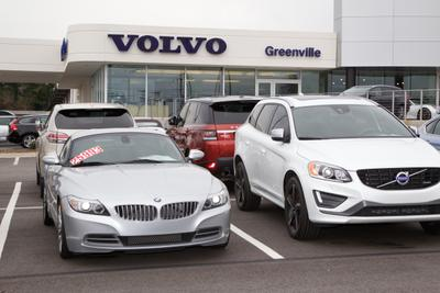 Jaguar Land Rover Porsche Volvo Cars of Greenville Image 5
