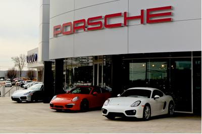 Jaguar Land Rover Porsche Volvo Cars of Greenville Image 6