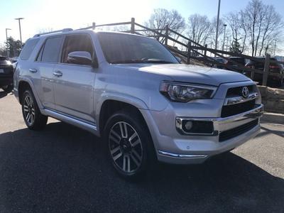 2018 Toyota 4Runner Limited for sale VIN: JTEBU5JR7J5518758