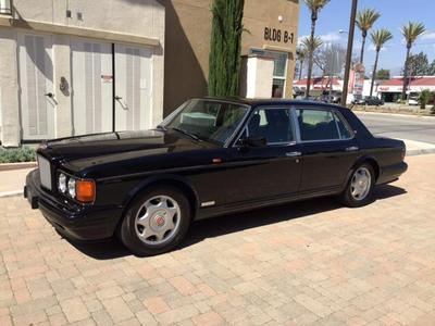 1997 Bentley Turbo R  for sale VIN: SCBZP14C5VCX59958