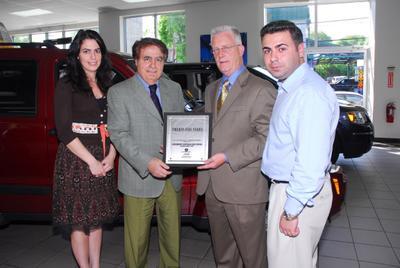 Larchmont Chrysler Jeep Dodge RAM Image 1