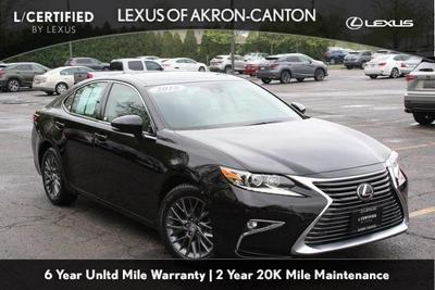 Lexus ES 350 2018 a la venta en Akron, OH