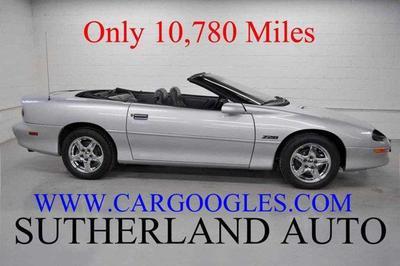 1997 Chevrolet Camaro Z28 for sale VIN: 2G1FP32P6V2141221