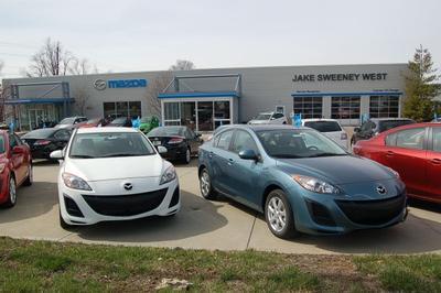 Mazda Dealers Cincinnati >> Jake Sweeney Mazda West In Cincinnati Including Address