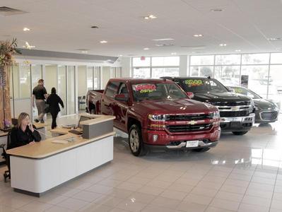 Courtesy Chevrolet Breaux Bridge Image 3