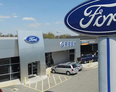 Green Ford Image 4