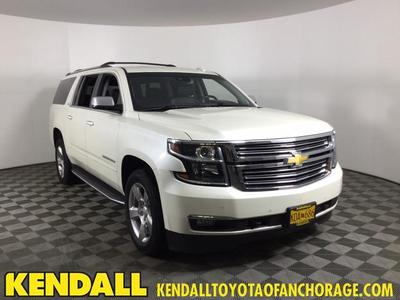 Chevrolet Suburban 2015 for Sale in Anchorage, AK