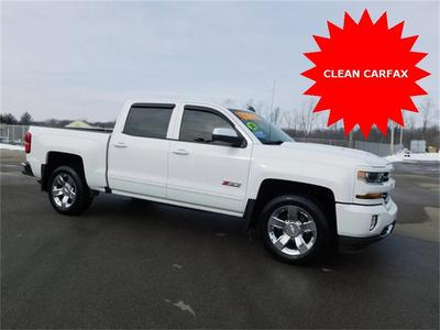 Chevrolet Silverado 1500 2018 a la Venta en Richmond, IN