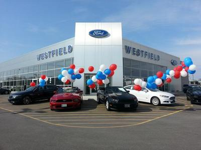 Westfield Ford Image 1