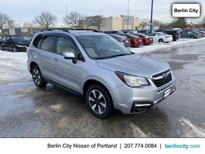 Subaru Forester 2018 a la venta en South Portland, ME