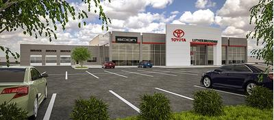 Luther Brookdale Toyota Image 1