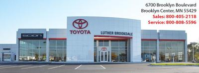 Luther Brookdale Toyota Image 9
