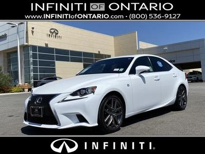 Lexus IS 250 2014 for Sale in Ontario, CA