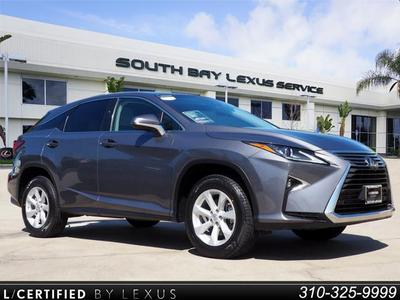 Lexus RX 350 2017 for Sale in Torrance, CA