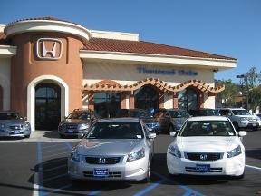Honda Thousand Oaks >> Honda Of Thousand Oaks In Thousand Oaks Including Address Phone