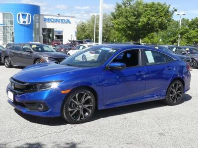 Honda Civic 2020 a la venta en Clarksville, MD