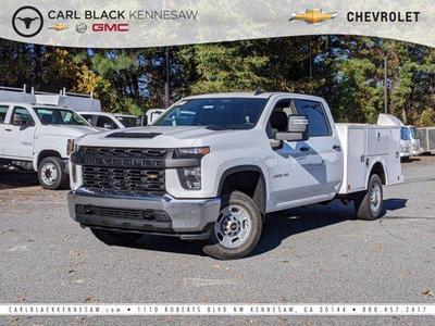 Chevrolet Silverado 2500 2020 for Sale in Kennesaw, GA