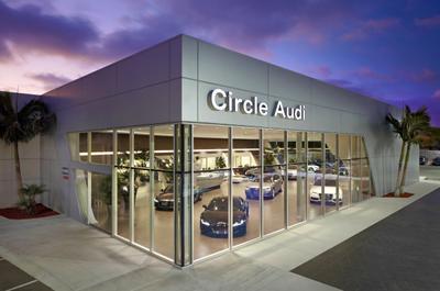 Circle Audi Image 3