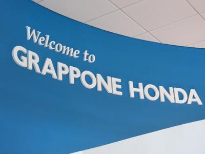 Grappone Honda Image 4