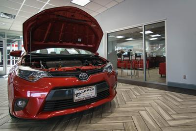 Baldwin Ford Lincoln Toyota Image 2