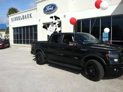 Kisselback Ford Image 1