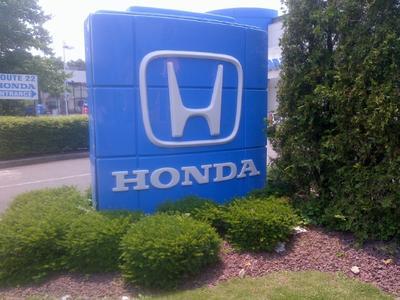 Route 22 Honda Image 3