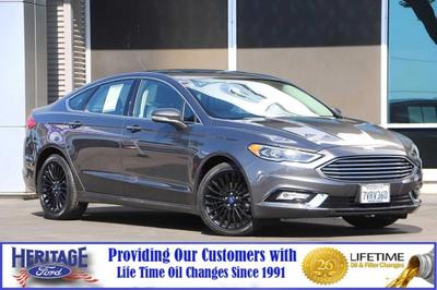Ford Fusion 2017 for Sale in Modesto, CA