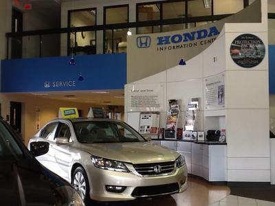 Parkway Honda Image 4