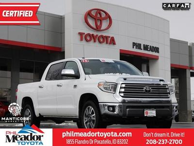 Toyota Tundra 2019 for Sale in Coeur D Alene, ID