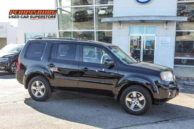 2011 Honda Pilot EX-L for sale VIN: 5FNYF4H72BB010463