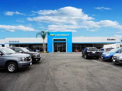 Paradise Chevrolet Cadillac Image 3