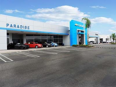 Paradise Chevrolet Cadillac Image 9