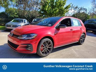 Volkswagen Golf GTI 2021 for Sale in Pompano Beach, FL