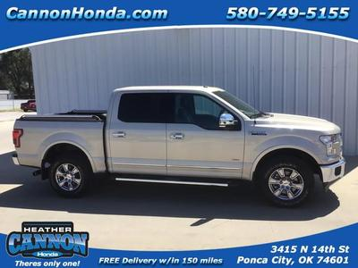 Ford F-150 2017 for Sale in Ponca City, OK