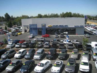 Hanlees Davis Chevrolet Image 1